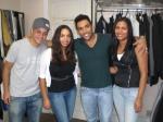 Thiaguinho, Pamela(Maximu's), Eduardo e Rô (Maximu's)