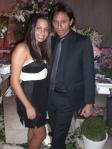 Pamela e Sergio vestindo Maximu's Rigor