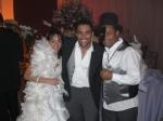 Tatiane, Eduardo e Clayson